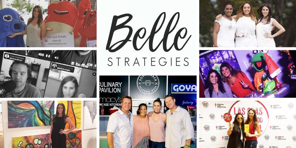 Belle Strategies Rachel Creveling Client Work 2