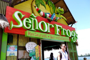 Senor Frogs Miami