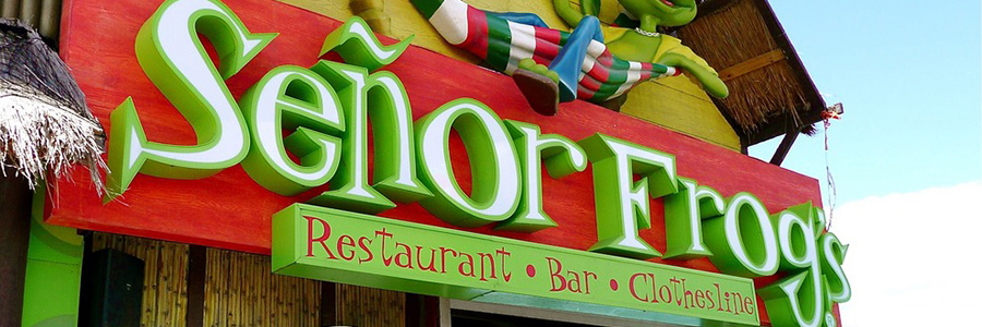 Senor Frog's Miami