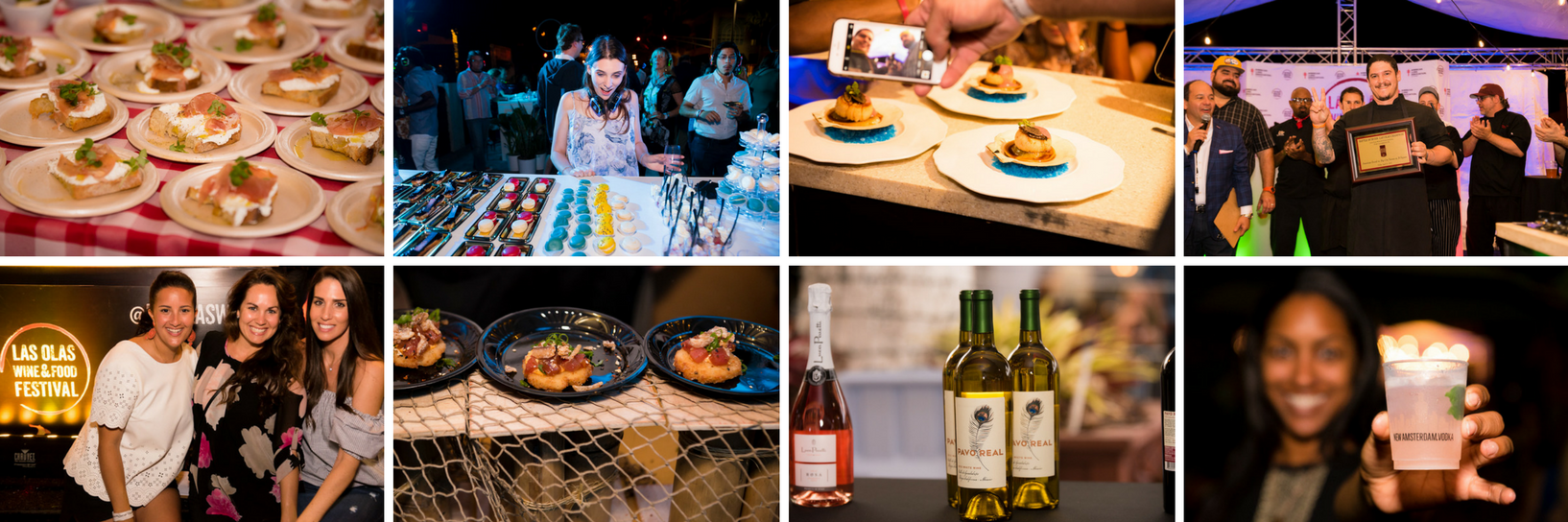las olas wine and food festival belle strategies social media marketing